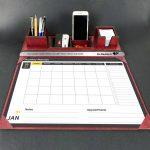 Desk Organizer With Planner