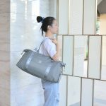 Large Capacity wear-resistant travel duffle bag for sport custom Overnight Travel bag
