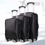 Diamond New Luggage Bags Supermarket Online ABS Hard Shell Suitcase 4 Spinner Travel Bags Luggage sets Trolley