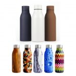 2021 new design high quality double wall insulated stainless steel water bottles/thermos vacuum flasks & thermoses