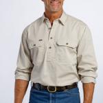 Customer 100% Cotton half shirt for men