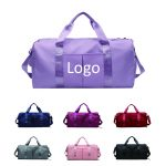 2021 new arrivals Separation Nylon Waterproof customized sports bag custom gym bag